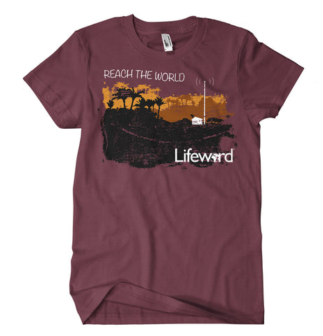 2017 Lifeword Sunday/Walk For The World T-shirt