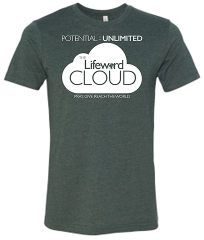 2018 Lifeword Sunday/Walk For The World T-shirt