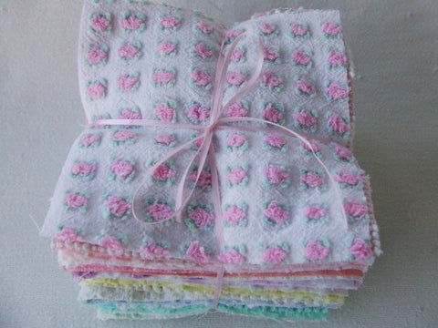 Chenille Squares Charm Packs