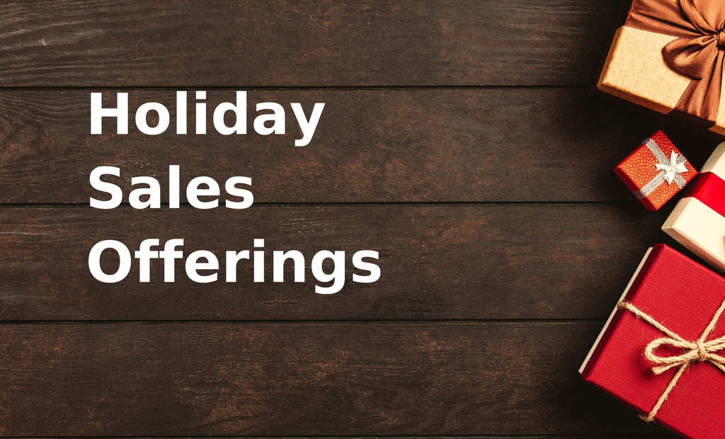 All Holiday Sales Offerings
