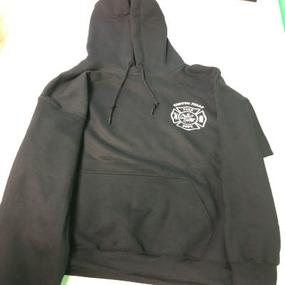 Fire Department Clothing Full Hoodie