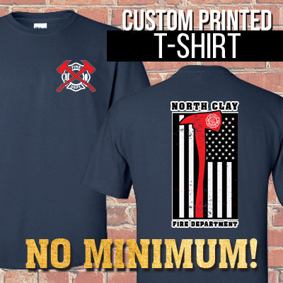 Fire Department Clothing Custom Firefighter Apparel