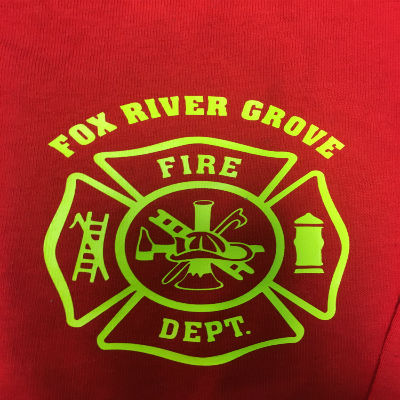 Custom Fire Department Clothing Custom Maltese Cross Custom Clothing
