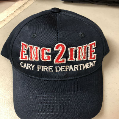 Custom Fire Department Hats Custom Embroidery