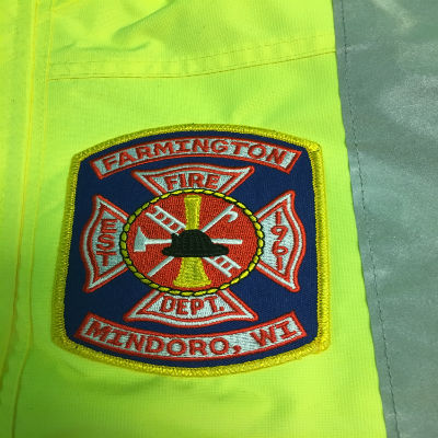 Custom Fire Department Clothing Custom Jackets Custom Patch