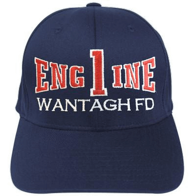 Fire Department Engine Hat