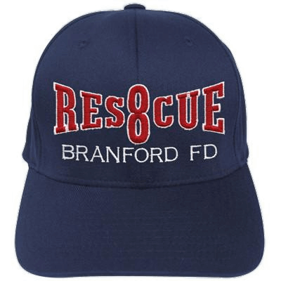 Fire Department Rescue Hat
