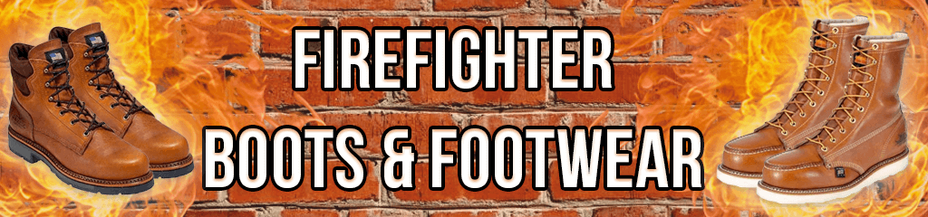 Firefighter Boots & Footwear