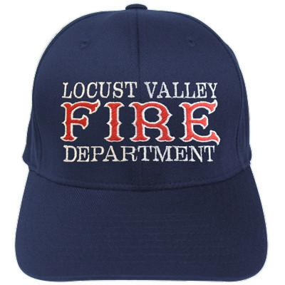 Old English Firefighter Hat