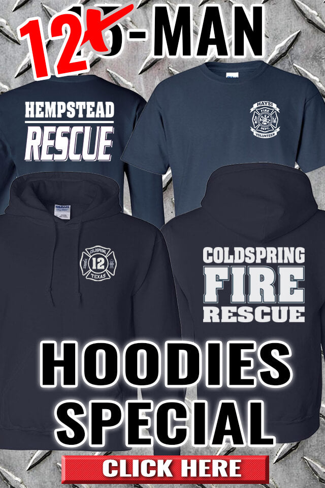 Firefighter Hoody Special