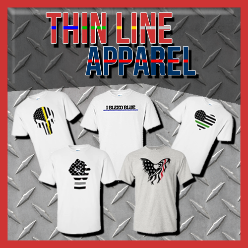 Custom Thin Line Apparel