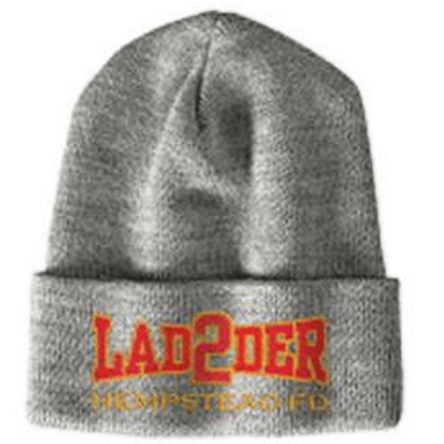 Fire Department Ladder Beanie