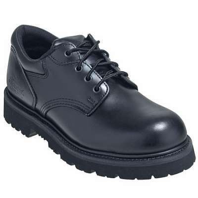 Boots Thorogood Classic Leather Academy Oxford Dress Boot with Safety ToeFire Department Clothing