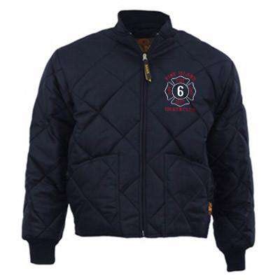 Jacket Bravest Firefighter Jacket - Game Sportswear - Style 1221-JFire Department Clothing
