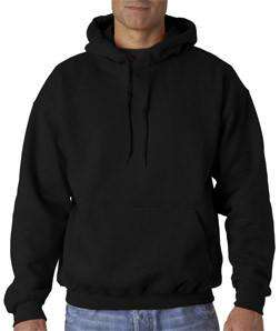 Sweatshirt DryBlend 50/50 Hooded Sweatshirt - Gildan - Style G125Fire Department Clothing