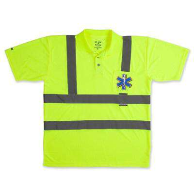 Polo Foreman Polo - Game Sportswear - Style 2255Fire Department Clothing