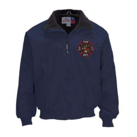 Jacket Three Seasons Jacket [Tall Sizes] - Game Sportswear - Style 9400Fire Department Clothing