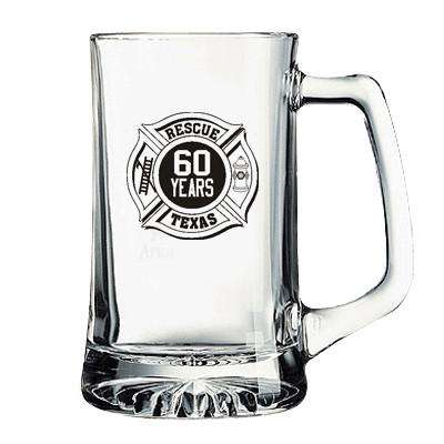 Glassware Mug - 25ozFire Department Clothing