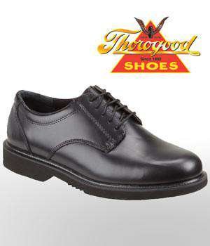 Thorogood Classic Leather Academy Oxford Parade Shoe