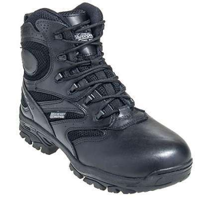 "Boots Thorogood 6"" Waterproof Side ZipFire Department Clothing"
