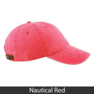 Off-Duty Fire Department Old English Style Pigment Dyed Cap - Adams - AD969Fire Department Clothing