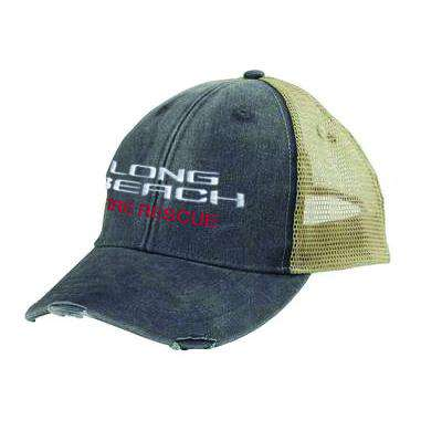 Off-Duty Fire Department Beach Style Ollie Cap - Adams OL102 - EMB