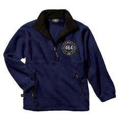 Jacket Adirondack 1/4 Zip Fleece Pullover - Charles River - Style 9501Fire Department Clothing