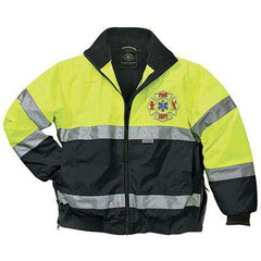Jacket Signal Hi-Vis EMS Jacket - Charles River - Style 9732Fire Department Clothing