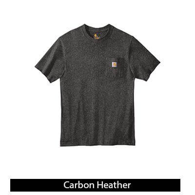 Carhartt Workwear Pocket Short Sleeve T-shirt - CTK87Fire Department Clothing