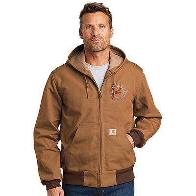 Carhartt Thermal-Lined Duck Active Jacket - CTJ131Fire Department Clothing