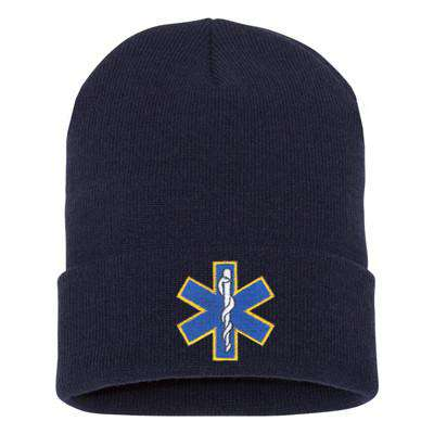 EMS Star of Life Winter Hat - EMB