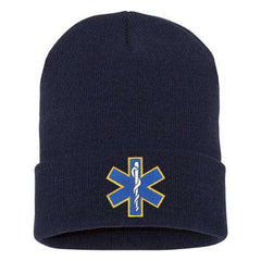 Hat EMS Star of Life Winter Hat - EMBFire Department Clothing