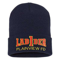 Hat Fire Department Ladder Company Winter Hat - EMBFire Department Clothing