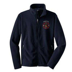 Jacket Full-Zip Value Fleece Jacket - Port Authority - Style F217Fire Department Clothing
