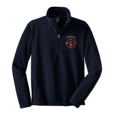 Jacket 1/4 Zip Value Fleece - Port Authority  - Style F218Fire Department Clothing