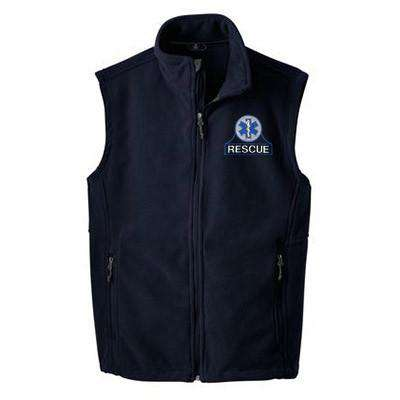 Fire Department Clothing Vest Jackets and Workwear with Maltese or EMS Cross