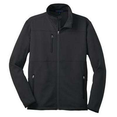 Jacket Pique Fleece Jacket - Port Authority - Style F222Fire Department Clothing