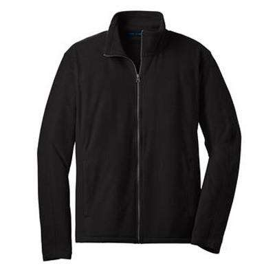 Jacket Microfleece Jacket - Port Authority - Style F223Fire Department Clothing