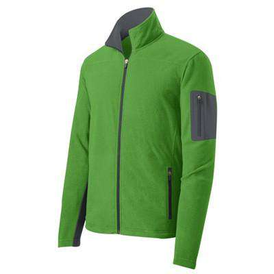 Jacket Summit Fleece Full-Zip Jacket - Port Authority - Style F233Fire Department Clothing