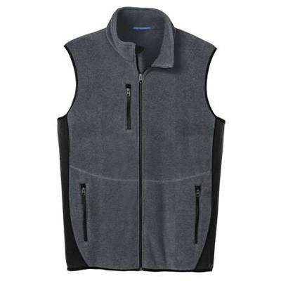 Pro Fleece Full-Zip Vest - Port Authority R-Tek - Style F228