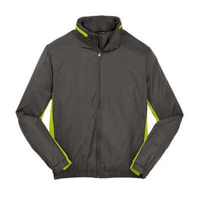Jacket Core Colorblock Wind Jacket -  Port Authority - Style J330Fire Department Clothing