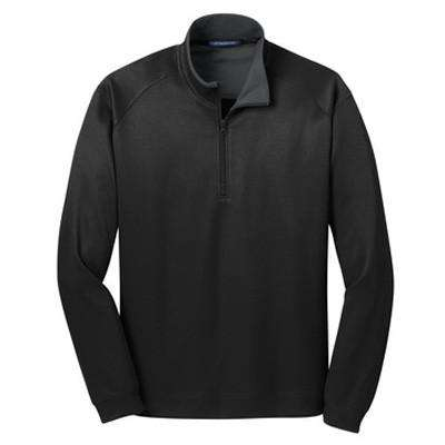Vertical Texture 1/4-Zip Pullover - Port Authority- Style K805