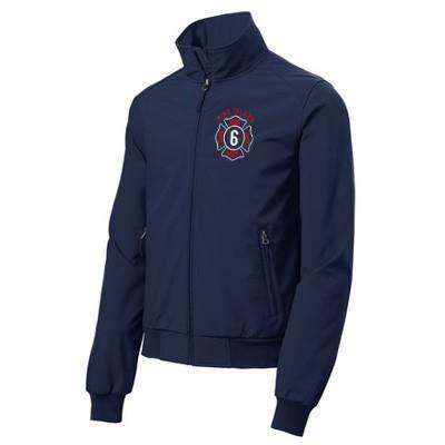 d29d04aa75bf3 Soft Shell Bomber Jacket- Port Authority- Style J337   47.99   49.99. As  Low As   35.99
