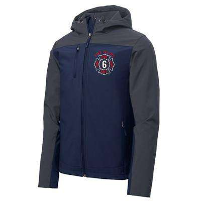 Hooded Core Soft Shell Jacket - Port Authority - Style J335
