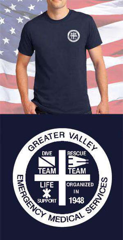 Greater Valley EMS Maltese Cross