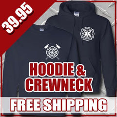 Winter Special - Personal Crewneck Sweatshirt & Hooded Sweatshirt - G180 & G185