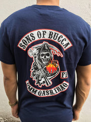 Camp Bucca Printed ShirtFire Department Clothing