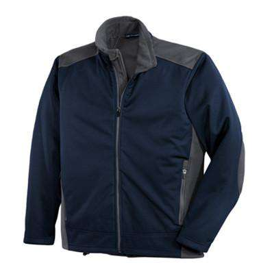 Two-Tone Soft Shell Jacket- Port Authority- Style J794Fire Department Clothing