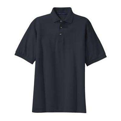 Polo Pique Knit Polo - Port Authority - Style K420Fire Department Clothing