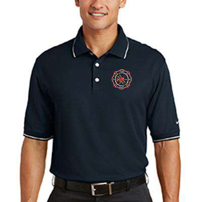 Firefighter Dri-FIT Classic Tipped Polo - Nike - 319966